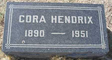 BLEVINS HENDRIX, CORA - Mohave County, Arizona | CORA BLEVINS HENDRIX - Arizona Gravestone Photos