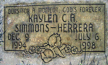 HERRERA, KAYLEN - Mohave County, Arizona | KAYLEN HERRERA - Arizona Gravestone Photos