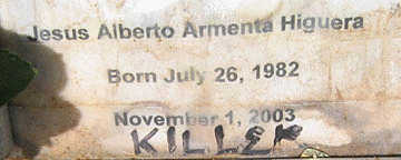 HIGUERA, JESUS ALBERTO ARMENTA - Mohave County, Arizona | JESUS ALBERTO ARMENTA HIGUERA - Arizona Gravestone Photos