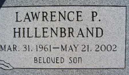 HILLENBRAND, LAWRENCE P - Mohave County, Arizona | LAWRENCE P HILLENBRAND - Arizona Gravestone Photos