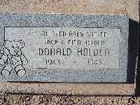 HOLDEN, DONALD WILLIAM - Mohave County, Arizona | DONALD WILLIAM HOLDEN - Arizona Gravestone Photos