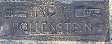 HOLLENSTEIN, KAREN - Mohave County, Arizona   KAREN HOLLENSTEIN - Arizona Gravestone Photos