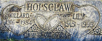 HOLSCLAW, WILLARD - Mohave County, Arizona   WILLARD HOLSCLAW - Arizona Gravestone Photos