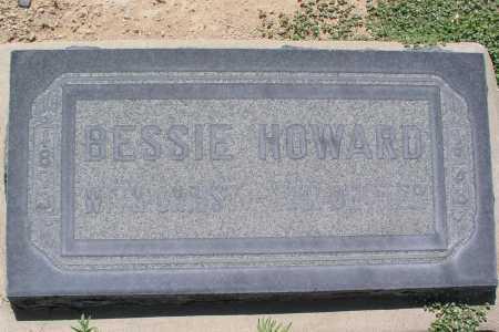 HOWARD, BESSIE - Mohave County, Arizona | BESSIE HOWARD - Arizona Gravestone Photos