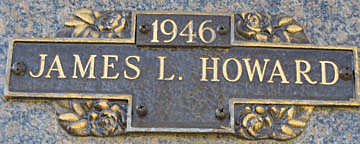 HOWARD, JAMES L - Mohave County, Arizona | JAMES L HOWARD - Arizona Gravestone Photos