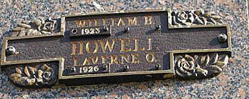 HOWELL, LAVERNE O - Mohave County, Arizona | LAVERNE O HOWELL - Arizona Gravestone Photos