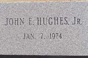 HUGHES JR, JOHN E - Mohave County, Arizona | JOHN E HUGHES JR - Arizona Gravestone Photos