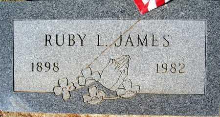 JAMES, RUBY L - Mohave County, Arizona   RUBY L JAMES - Arizona Gravestone Photos