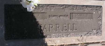 JARRELL, ALLEN A. - Mohave County, Arizona | ALLEN A. JARRELL - Arizona Gravestone Photos