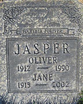 JASPER, JANE - Mohave County, Arizona | JANE JASPER - Arizona Gravestone Photos