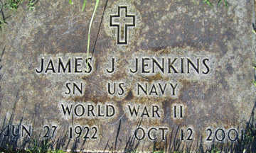 JENKINS, JAMES J - Mohave County, Arizona | JAMES J JENKINS - Arizona Gravestone Photos