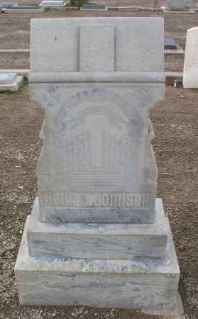 JOHNSON, JOHN H. - Mohave County, Arizona | JOHN H. JOHNSON - Arizona Gravestone Photos