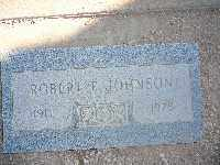 JOHNSON, ROBERT F - Mohave County, Arizona | ROBERT F JOHNSON - Arizona Gravestone Photos