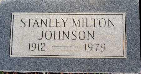 JOHNSON, STANLEY MILTON - Mohave County, Arizona | STANLEY MILTON JOHNSON - Arizona Gravestone Photos