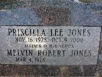 JONES, MELVIN ROBERT - Mohave County, Arizona   MELVIN ROBERT JONES - Arizona Gravestone Photos