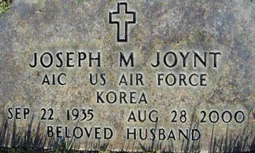 JOYNT, JOSEPH M - Mohave County, Arizona | JOSEPH M JOYNT - Arizona Gravestone Photos