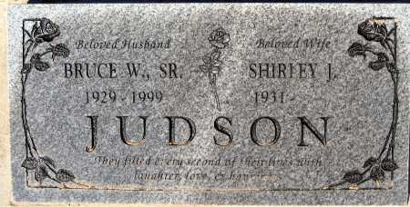 JUDSON, SHIRLEY J - Mohave County, Arizona | SHIRLEY J JUDSON - Arizona Gravestone Photos