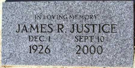 JUSTICE, JAMES R - Mohave County, Arizona | JAMES R JUSTICE - Arizona Gravestone Photos