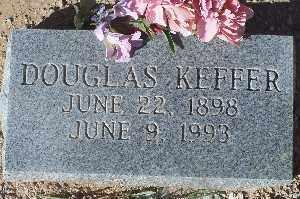 KEFFER, DOUGLAS - Mohave County, Arizona | DOUGLAS KEFFER - Arizona Gravestone Photos