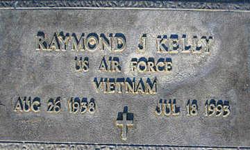 KELLY, RAYMOND J - Mohave County, Arizona | RAYMOND J KELLY - Arizona Gravestone Photos