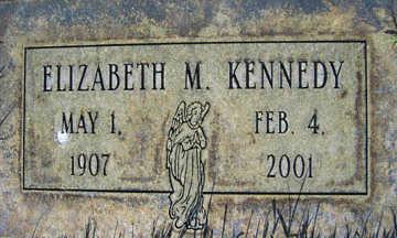 KENNEDY, ELIZABETH M - Mohave County, Arizona | ELIZABETH M KENNEDY - Arizona Gravestone Photos