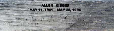 KIBBER, ALLEN - Mohave County, Arizona | ALLEN KIBBER - Arizona Gravestone Photos