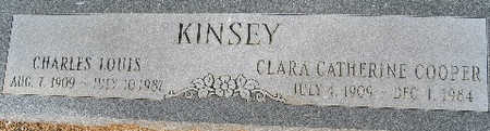 KINSEY, CHARLES LOUIS - Mohave County, Arizona | CHARLES LOUIS KINSEY - Arizona Gravestone Photos