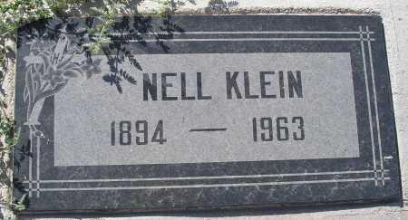 KLEIN, NELL - Mohave County, Arizona | NELL KLEIN - Arizona Gravestone Photos