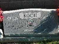 KOCH, LOIS LENA - Mohave County, Arizona | LOIS LENA KOCH - Arizona Gravestone Photos