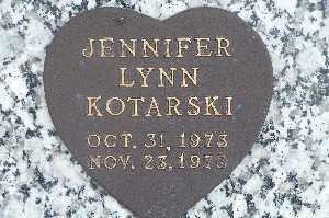 KOTARSKI, JENNIFER LYNN - Mohave County, Arizona   JENNIFER LYNN KOTARSKI - Arizona Gravestone Photos