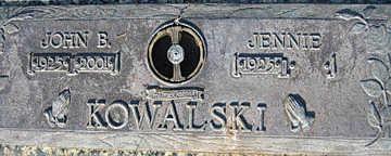 KOWALSKI, JENNIE - Mohave County, Arizona | JENNIE KOWALSKI - Arizona Gravestone Photos