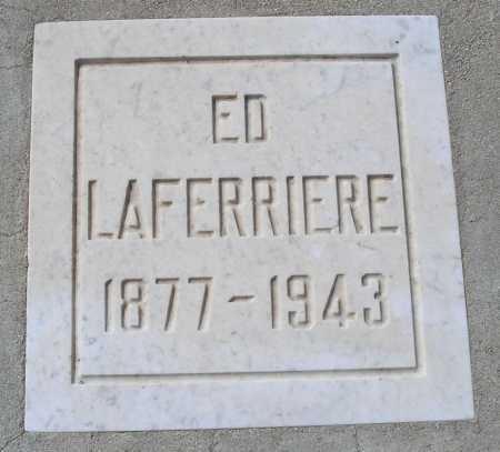 LAFERRIERE, ED - Mohave County, Arizona | ED LAFERRIERE - Arizona Gravestone Photos