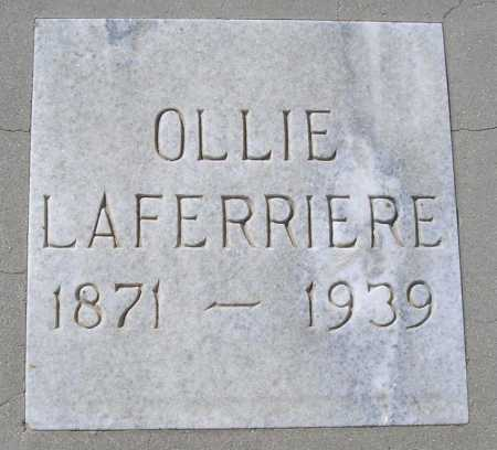 LAFERRIERE, OLLIE - Mohave County, Arizona | OLLIE LAFERRIERE - Arizona Gravestone Photos