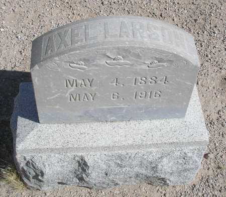 LARSON, AXEL - Mohave County, Arizona | AXEL LARSON - Arizona Gravestone Photos