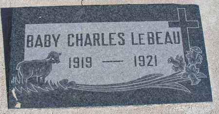 LEBEAU, CHARLES - Mohave County, Arizona | CHARLES LEBEAU - Arizona Gravestone Photos