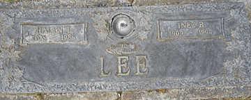 LEE, HALYN L - Mohave County, Arizona | HALYN L LEE - Arizona Gravestone Photos