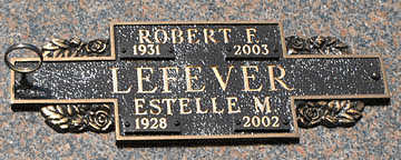 LEFEVER, ESTELLE M - Mohave County, Arizona | ESTELLE M LEFEVER - Arizona Gravestone Photos