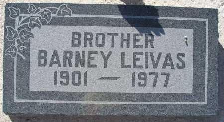 LEIVAS, BARNEY - Mohave County, Arizona | BARNEY LEIVAS - Arizona Gravestone Photos