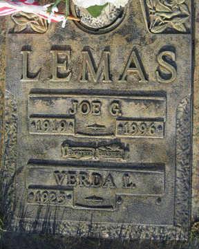 LEMAS, VERDA L - Mohave County, Arizona | VERDA L LEMAS - Arizona Gravestone Photos