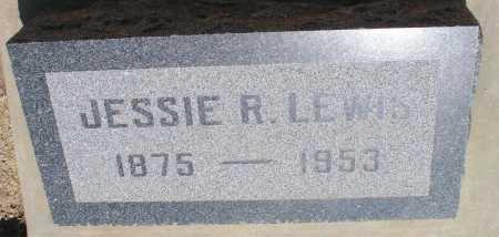 LEWIS, JESSIE R. - Mohave County, Arizona | JESSIE R. LEWIS - Arizona Gravestone Photos