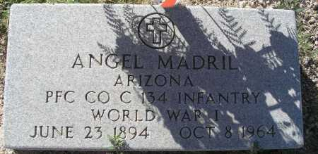 MADRIL, ANGEL - Mohave County, Arizona | ANGEL MADRIL - Arizona Gravestone Photos