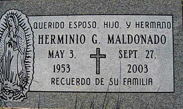 MALDONADO, HERMINO G - Mohave County, Arizona | HERMINO G MALDONADO - Arizona Gravestone Photos