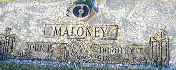 MALONEY, DOROTHY T - Mohave County, Arizona | DOROTHY T MALONEY - Arizona Gravestone Photos