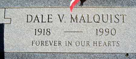 MALQUIST, DALE V - Mohave County, Arizona | DALE V MALQUIST - Arizona Gravestone Photos