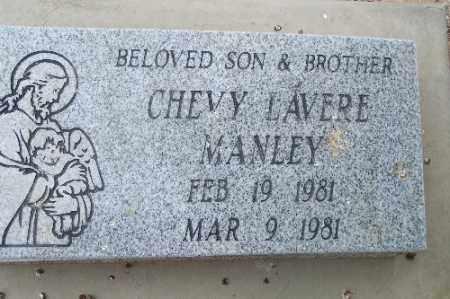 MANLEY, CHEVY LAVERE - Mohave County, Arizona | CHEVY LAVERE MANLEY - Arizona Gravestone Photos
