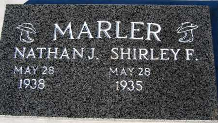 MARLER, NATHAN J - Mohave County, Arizona | NATHAN J MARLER - Arizona Gravestone Photos