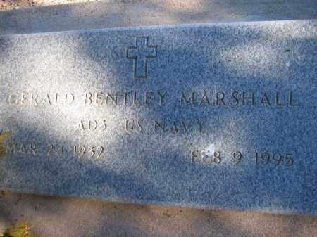 MARSHALL, GERALD BENTLEY - Mohave County, Arizona | GERALD BENTLEY MARSHALL - Arizona Gravestone Photos