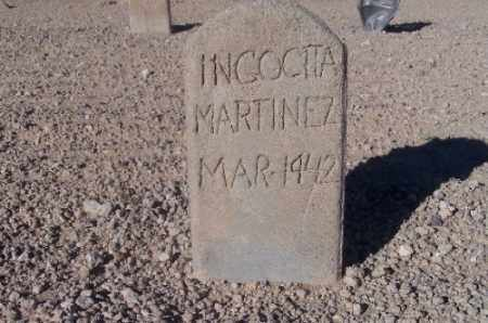 MARTINEZ, INGOCITA - Mohave County, Arizona | INGOCITA MARTINEZ - Arizona Gravestone Photos