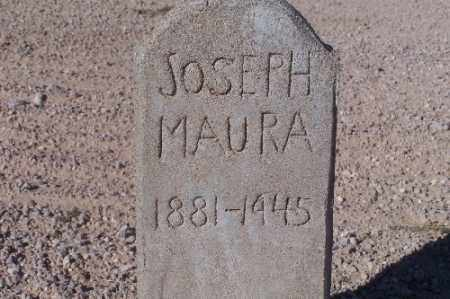 MAURA, JOSEPH - Mohave County, Arizona | JOSEPH MAURA - Arizona Gravestone Photos