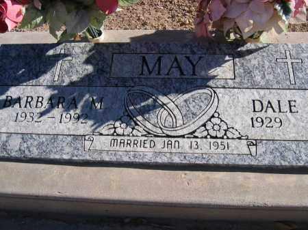 MAY, BARBARA M. - Mohave County, Arizona | BARBARA M. MAY - Arizona Gravestone Photos